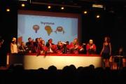 [Impro Paris Rencontre d'impro avec la Lila (de Lille) à Jean Dame 26]