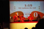 [Impro Paris Rencontre d'impro avec la Lila (de Lille) à Jean Dame 39]