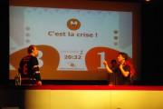 [Impro Paris Rencontre d'impro avec la Lila (de Lille) à Jean Dame 55]