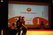 [Impro Paris Rencontre d'impro avec la Lila (de Lille) à Jean Dame 37]