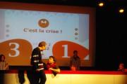 [Impro Paris Rencontre d'impro avec la Lila (de Lille) à Jean Dame 61]