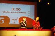 [Impro Paris Rencontre d'impro avec la Lila (de Lille) à Jean Dame 48]