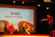 [Impro Paris Rencontre d'impro avec la Lila (de Lille) à Jean Dame 97]