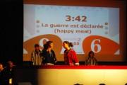 [Impro Paris Rencontre d'impro avec la Lila (de Lille) à Jean Dame 98]