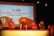 [Impro Paris Rencontre d'impro avec la Lila (de Lille) à Jean Dame 66]
